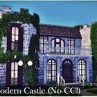 Modern Castle By Nobody1392