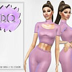 Crop Top 61 By D.o.lilac
