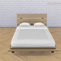 Double Futon Bed V2 Recolour