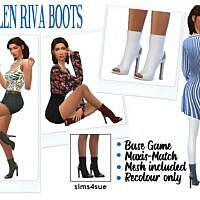 Madlen's Riva Boots