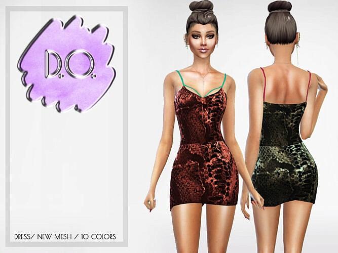 Dress 57 By D.o.lilac