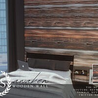 Awaken Wooden Walls By Networksims