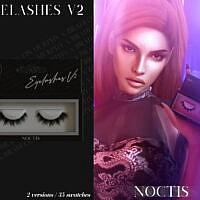 3d Eyelashes V2