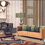Retro Florence Living Room By Moniamay72