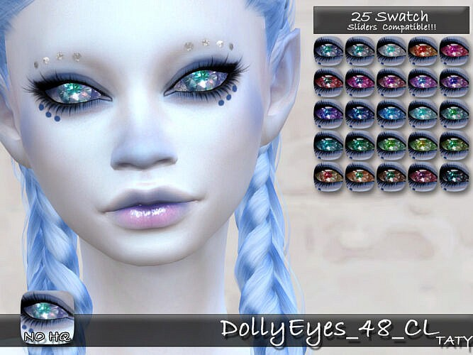 Dolly Eyes 48 Cl By Tatygagg