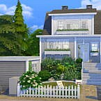 Suburban House By Flubs79