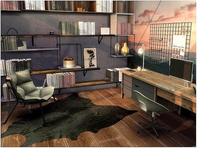 Glass Office By Lotsbymanal