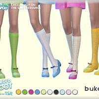 Retro Shoes Retro By Bukovka