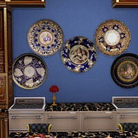 Belle Epoque Wall Plates Collection