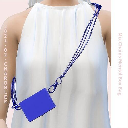 Mix Chains Mental Box Bag