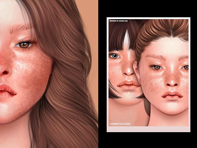 Sims 4 Aoki Skintone by cosimetic at TSR