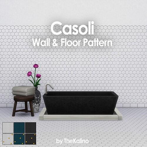 Casoli Wall & Floor Pattern