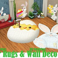 Easter Wall Deco & Rugs