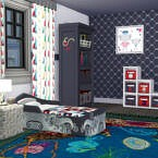All At Sea Toddler Bedroom Set By Seimar8