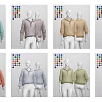 Basic Sweaters Iv M/f