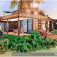 Hina Holiday House By Moniamay72
