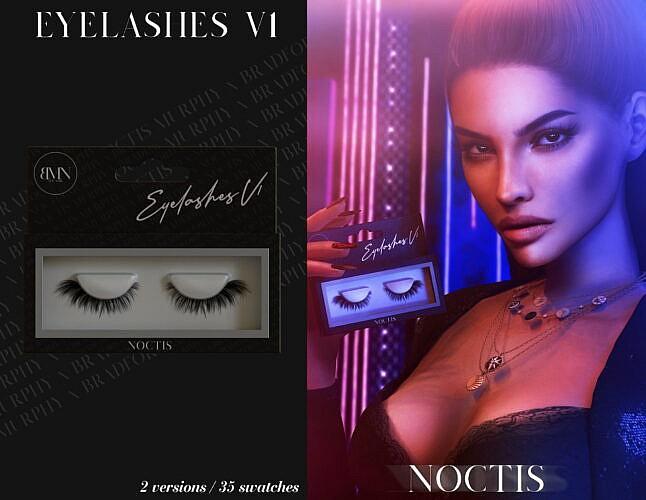 3d Eyelashes V1