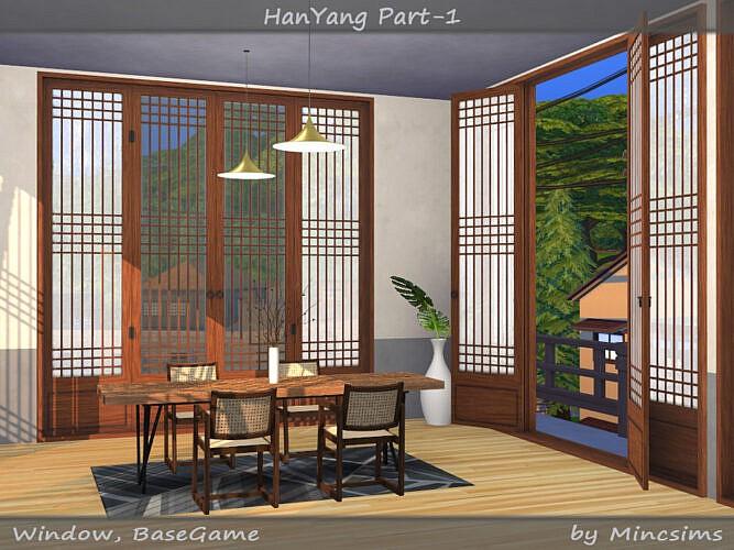 Hanyang Traditional Korean Windows & Doors Part 01