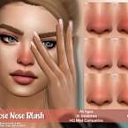 Rose Nose Blush