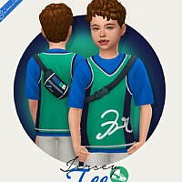 Jersey Tee Kids Version