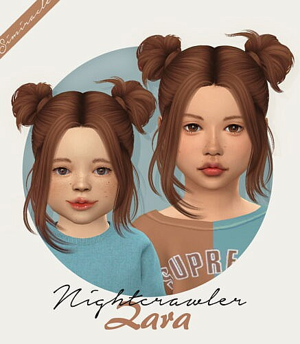 Nightcrawler Zara Hair For Kids & Toddlers