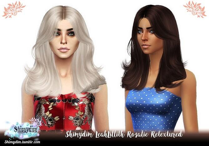 Leahlillith Rosalie Hair Retexture Naturals + Unnaturals
