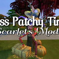 Scarlet's Less Patchy Time