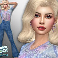 Retro Elizabeth Wenzel By Divaka45