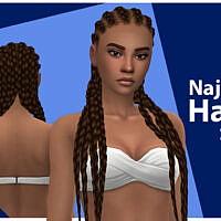 Najlaa Hair Set By Qicc