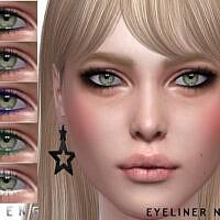Eyeliner N104 By Seleng