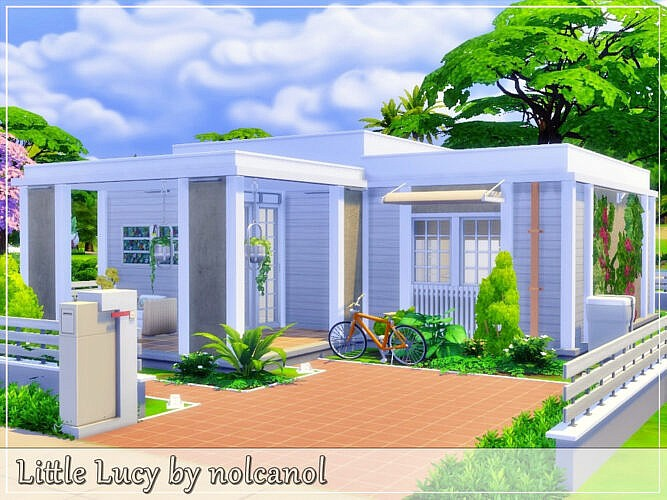 Little Lucy House By Nolcanol
