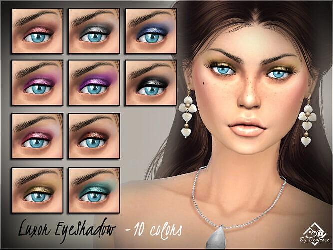 Luxor Eyeshadows By Devirose