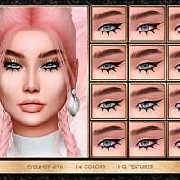 Eyeliner #96 By Jul_haos