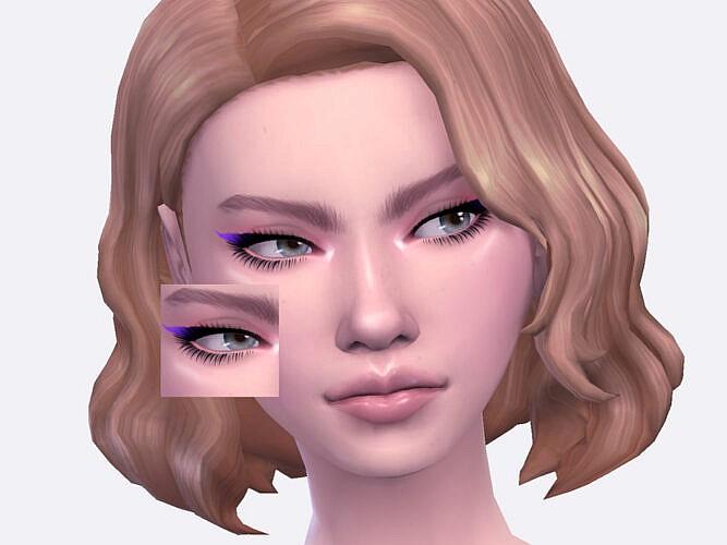 Gentle Aurora Eyeliner By Sagittariah