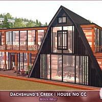 Dachshund's Creek House