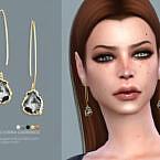 Sciorra Earrings By Sugar Owl