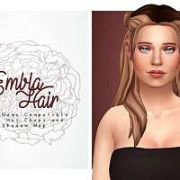 Embla Hair At Isjao