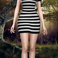 Base Game Compatible Dress