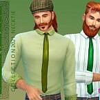 Celtic Necktie By Simmiev
