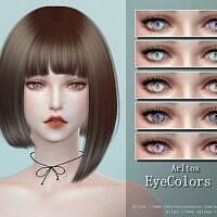 Eye Colors 8 By Arltos
