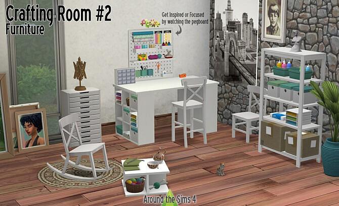 Crafting Room Furniture