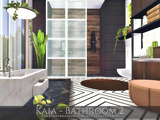 Kaia Bathroom 2 By Rirann