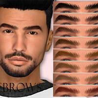 Eyebrows N68 By Magichand