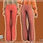 Retro Pants R1 By Laupipi