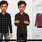 Formal Shirt 01 Boy By Remaron