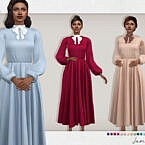 Jamila Dress By Sifix