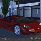 1993 Mclaren F1 Xp5