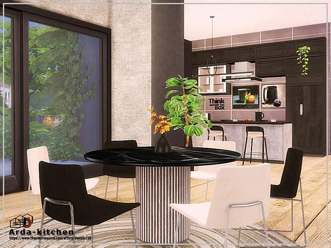 Arda Kitchen By Danuta720