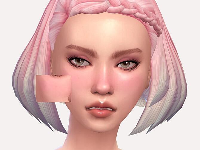 Sims 4 Lina Blush by Sagittariah at TSR