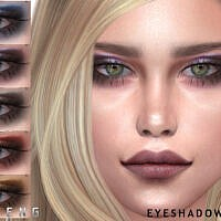 Eyeshadow N82 By Seleng